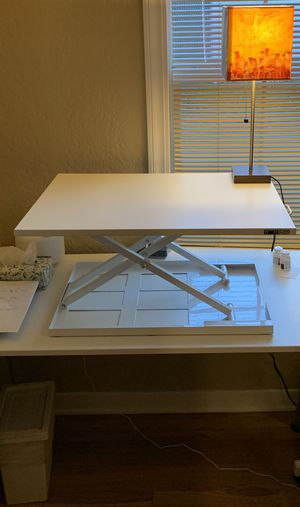 Stand Steady standing desk for Sale in San Jose, CA