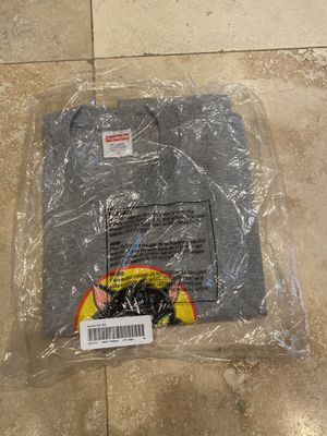 Supreme black cat tee for Sale in Cypress, CA