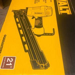 Dewalt Framing Nailer Gun for Sale in Seattle, WA