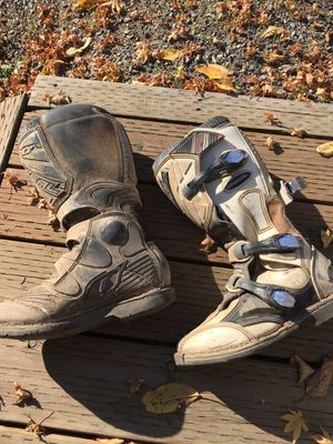 Oneal motocross dirt bike boots size 9 for Sale in Gig Harbor, WA