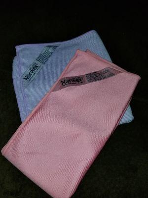 NORWEX envirocloth windowcloth SET for Sale in Chandler, AZ