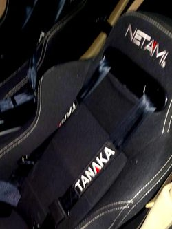 Netami Racing Buckle Seats That Fit 08 Mazda 3 for Sale in Magna,  UT