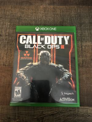 Xbox one COD Black ops 4 for Sale in Milford, MA