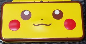 Pikachu Limited Edition Nintendo 3DS Rare! for Sale in Fresno, CA