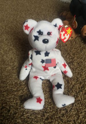 Glory 1997 beanie baby for Sale in Westerville, OH