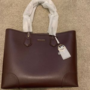 Michael Kors Purse New With Tags (color-merlot) for Sale in Fort Lauderdale, FL