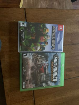 Xbox one and Nintendo switch for Sale in OH, US