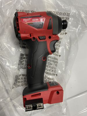 New Milwaukee m18 fuel impact. for Sale in Chicago, IL