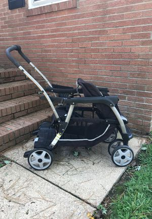 Graco Sit & Stand Double stroller for Sale in Virginia Beach, VA