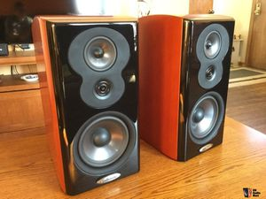 Polk audio lsim703 lsim 703 speakers with stands . newer and better lsi9 for Sale in Hayward, CA