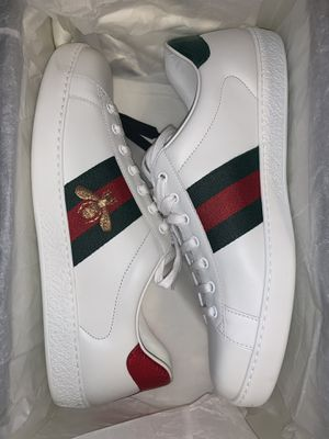 Gucci Ace Bee Sneaker Size 11 for Sale in NO POTOMAC, MD
