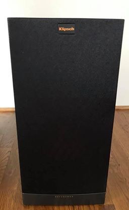 Klipsch Reference Series RB-81 Black Speakers for Sale in Wake Forest, NC