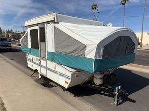 1998 Viking pop-up trailer for Sale in Phoenix, AZ