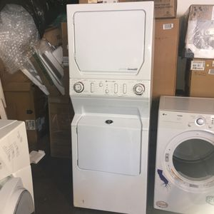 Maytag stacked washer and gas dryer for Sale in San Luis Obispo, CA