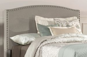 Bed Panel Headboard gray for Sale in Los Angeles, CA