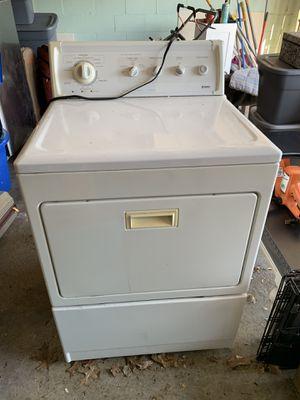 Kenmore elite drier-gas for Sale in Cedarhurst, PA