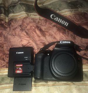 Canon Rebel T6 for Sale in Elmhurst, IL
