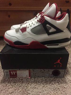 Jordan 4s fire red sz 11.5 for Sale in Orlando, FL