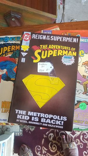 Spiderman,Groo, Archie Madd,Superman Comics for Sale in Winterville, NC