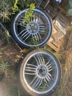 rims an tires for Sale in Odessa, TX