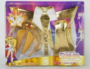 SHE-RA *Princess Of Power Dress Up Set* ROMPER TIARA GLOVES SIZE 4-6X Costume for Sale in South Gate, CA