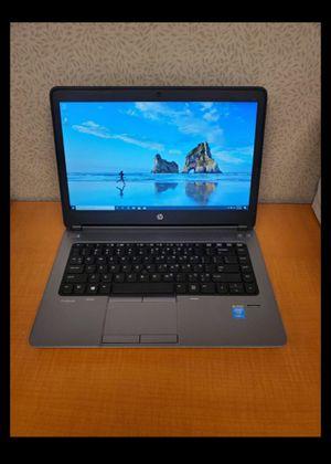 HP ProBook Intel Core i7/ 8GB Ram/ 256 HD / Fingerprint ID for Sale in Falls Church, VA