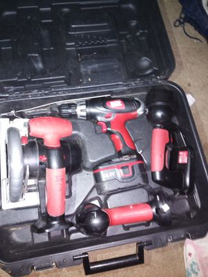 Ultra Steel Power Tool Set for Sale in Ceres, CA