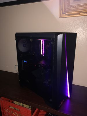 GTX 1060 6gb Ryzen 3 3200g Gaming PC for Sale in Tacoma, WA