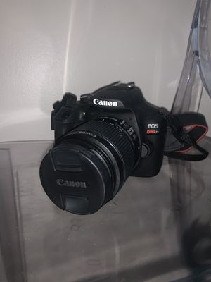 Canon Rebel T7 DSLR With WiFi & Accessories Bundle! for Sale in Los Angeles, CA