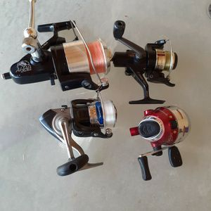 Fishing Reels Very Good Shape for Sale in Phoenix, AZ