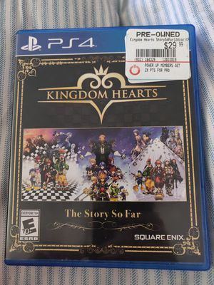 Kingdom Hearts: The Story So Far for Sale in Spring Valley, CA