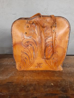 1940'S Leather Bag/Purse for Sale in Visalia, CA