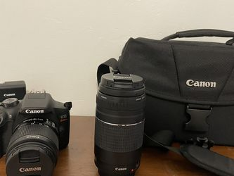 Canon Rebel T6 for Sale in Bakersfield,  CA