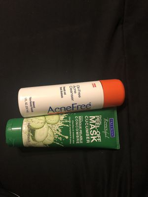 Face wash for Sale in Mansfield, TX