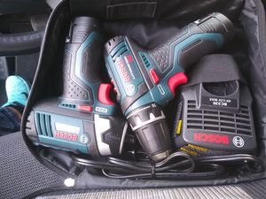 Brand New Bosch Drill Set for Sale in El Paso, TX