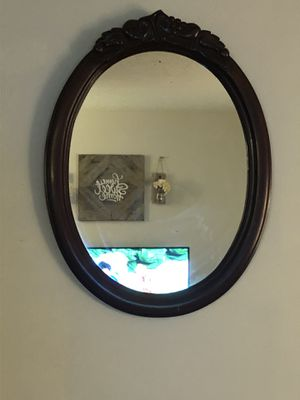 Heavy wall mirror for Sale in Chesapeake, VA