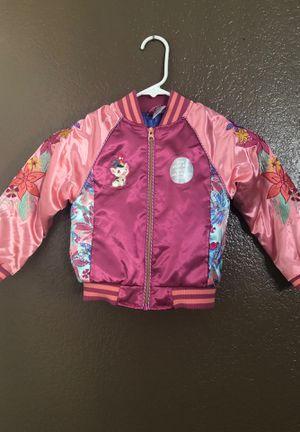 Disney's Moana silk jacket size 4t new $30 for Sale in Riverside, CA