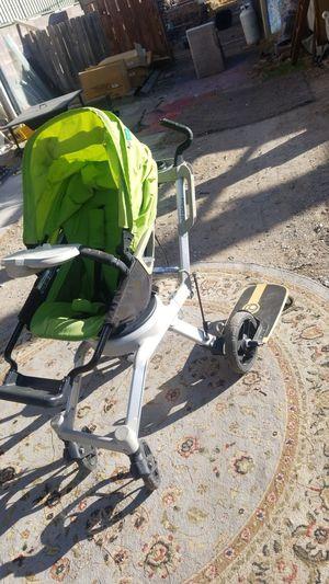 Orbit baby stroller with kick board for Sale in Las Vegas, NV