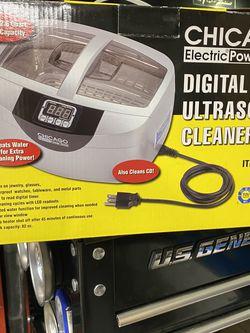 Digital ultrasonic cleaner for Sale in Wenatchee,  WA