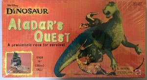 Walt Disney Aladar's quest dinosaur board game for Sale in Hillside, NJ