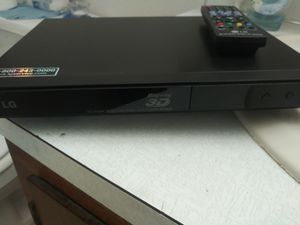 LG Blu-ray player for Sale in Tacoma, WA