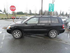 2005 Toyota Highlander for Sale in Everett, WA