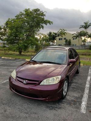 Honda Civic 2004 título limpio for Sale in Davie, FL