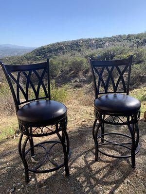 Swivel bar stools for Sale in El Cajon, CA