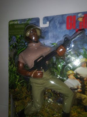 Mip Gi joe action figure. Collectable. for Sale in Fayetteville, NC