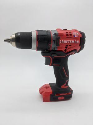 Craftsman V20 Brushless 1/2 in Hammer Drill for Sale in Surprise, AZ