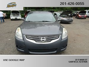 2010 Nissan Altima for Sale in Garfield, NJ