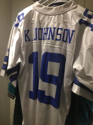 Dallas Cowboys Keyshawn Johnson Jersey (M) for Sale in Washington, DC