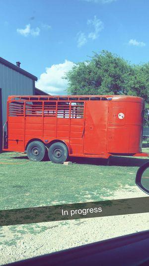 Cm 16x6 horse trailer for Sale in Tyler, TX