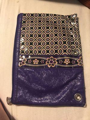 Vera Bradley pencil case for Sale in Danville, PA